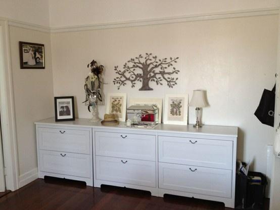 Ikea Galant File Cabinet Lock Reset ~ draw & 4 draw Ikea Aspelund  new bedroom furniture