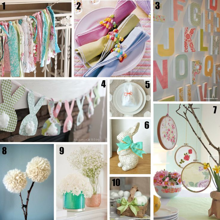 Diy Spring Wall Decor : Diy spring decor and projects roundup