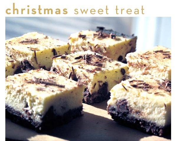 eggnog cheesecake bars - if you thought nutella cinnamon rolls were ...