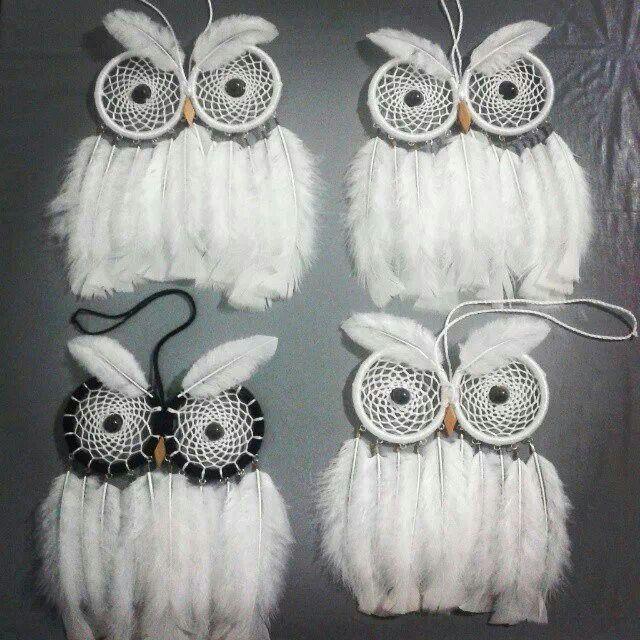 Owl Dreamcatchers