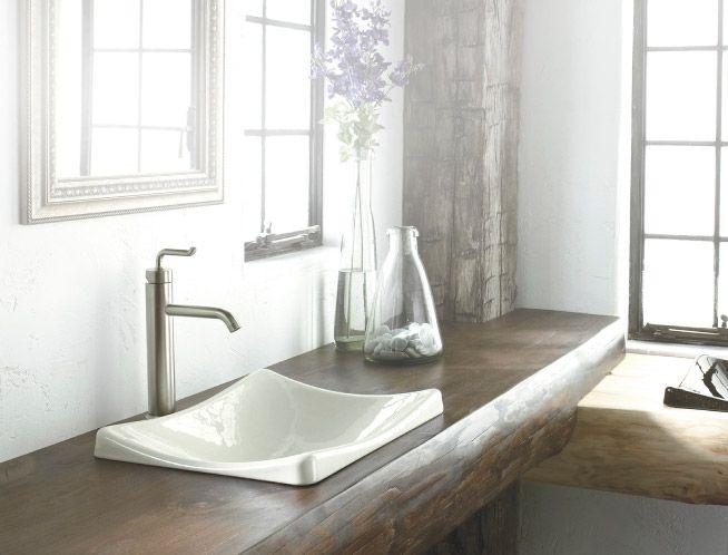 KOHLER Bathroom Sinks Bathroom Old Dairy Farm Pinterest