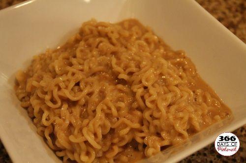 Ramen Noodle Upgrade | 366 Days of Pinterest | Pinterest