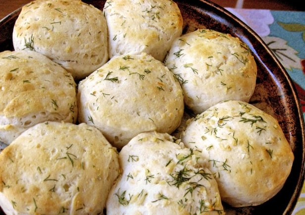 Bake easy dill biscuits | Breads, Muffins & Rolls | Pinterest