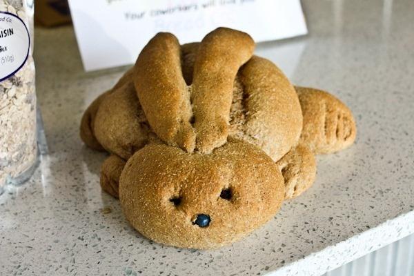 bunny bread | recipes | Pinterest