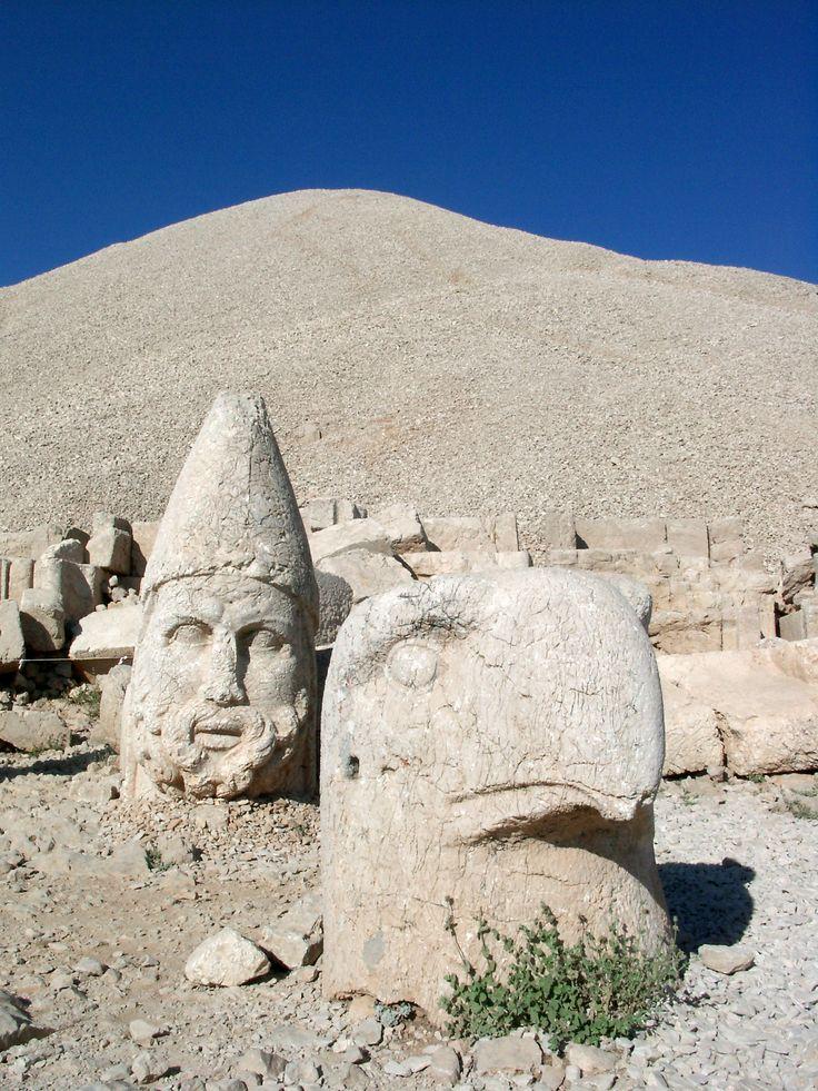 Mount Nemrut  Turkey  Pinterest