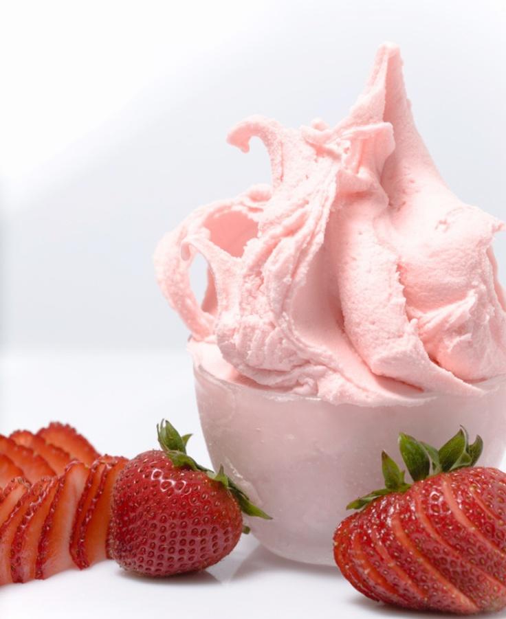 Strawberry Gelato Recipe — Dishmaps