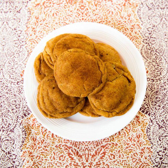 ... Butter Snickerdoodles | Food on Friday: Vanilla & Saffron | Pi
