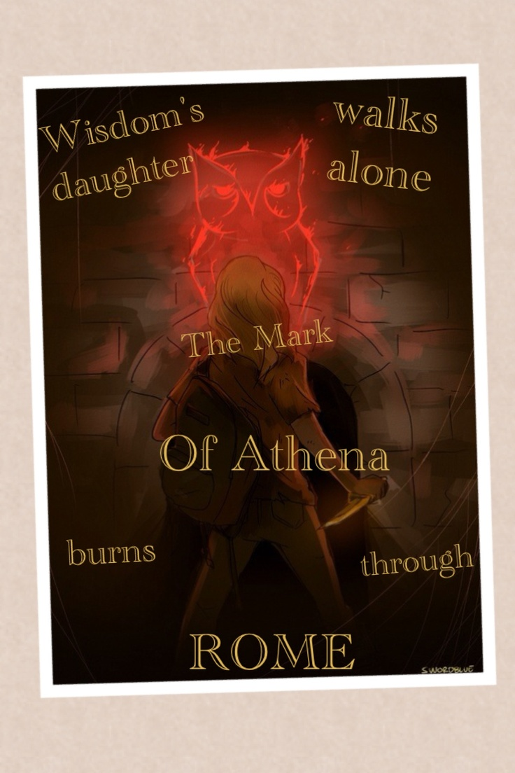 the mark of athena Seven demigods in one sweet ride are off to save rome read common sense media's the mark of athena: the heroes of olympus, book 3 review, age rating, and parents guide.