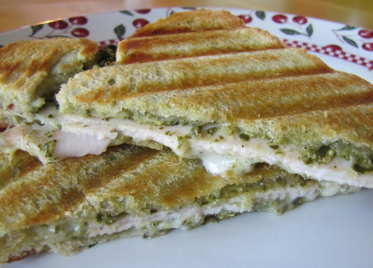 turkey and swiss panini recept yummly leftover turkey and swiss panini