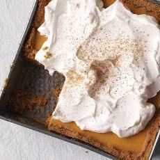 Pumpkin Icebox Pie Recipe | Dessert: Tarts/Pies/Crumbles/Crisps | Pin ...