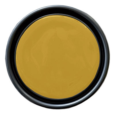 my accent color: ocher