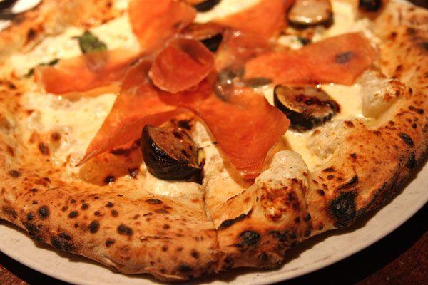 Shaved Asparagus And Gorgonzola Pizza Recipes — Dishmaps