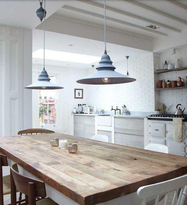 Nautical Lights In Kitchen Cocinas Divinas Pinterest