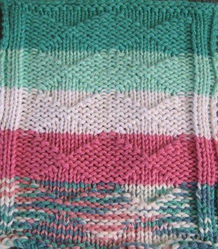 Free Loom Knit Patterns Guppygirl Knitting Pinterest