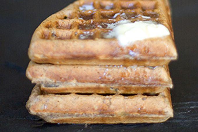 Power waffles...sound vaguely healthy?! | Brunch munch | Pinterest