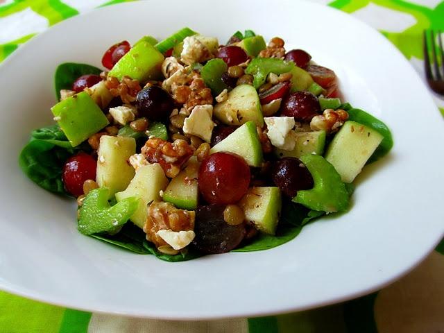 Chicken, Green Apple And Feta Salad Recipes — Dishmaps