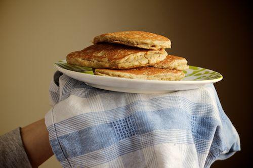 Gluten free pancakes. | Breakfast Inspiration | Pinterest
