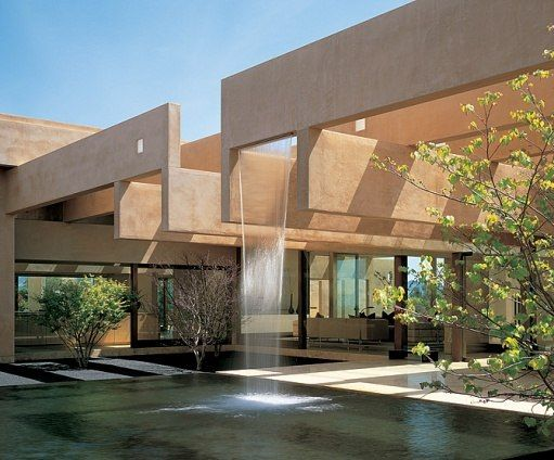 Southern California House by Wallace E. Cunningham