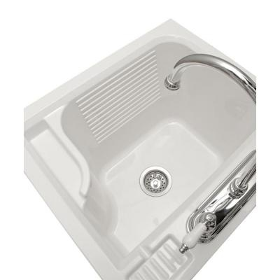 24 inch utility sink - home depot $199 Foremost Manox All-in-One 24-1 ...