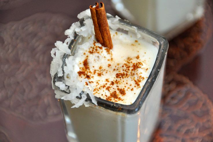 Coquito Recipe (Puerto Rican Eggnog) | Christmas | Pinterest