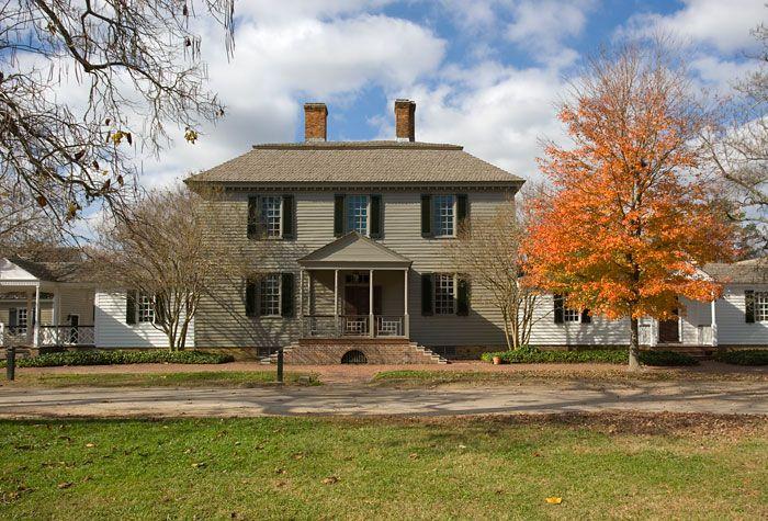 Robert Carter house