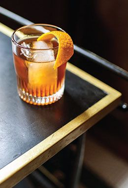 Old Fashioned: 2 ounces rye or bourbon 1 sugar cube 2 dashes Angostura ...