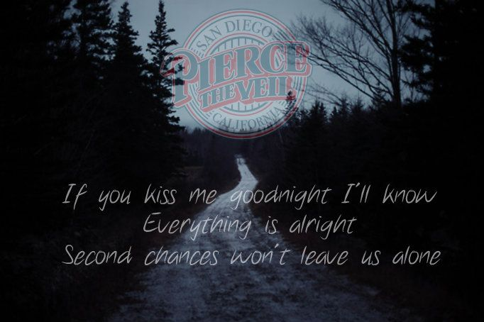 Kissing In Cars - Pierce The Veil - 44.3KB