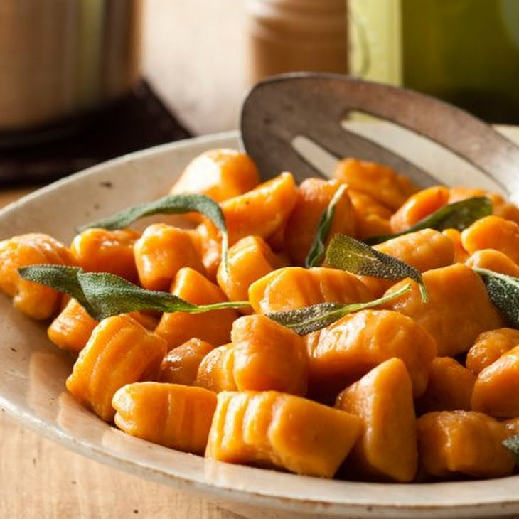 Sweet Potato Gnocchi Recipe | Autumn/Winter Recipies | Pinterest
