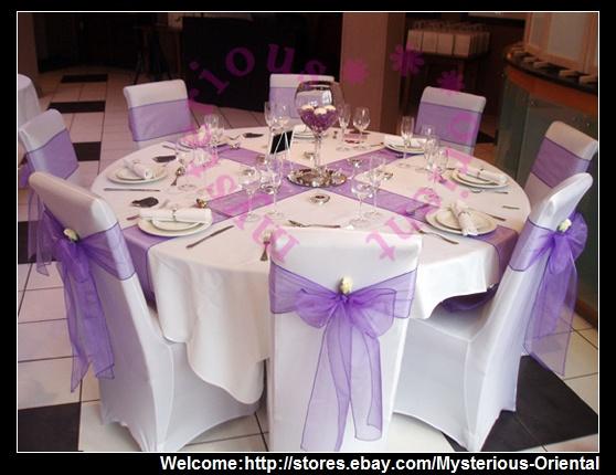 Table set up idea wedding ideas pinterest - Gris et parme ...