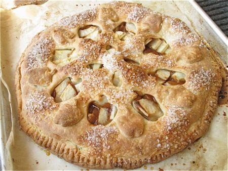 Rustic Apple Galette-Pie | Tarts/Pies/Cobblers/ Scones/Shortcrust Pas ...