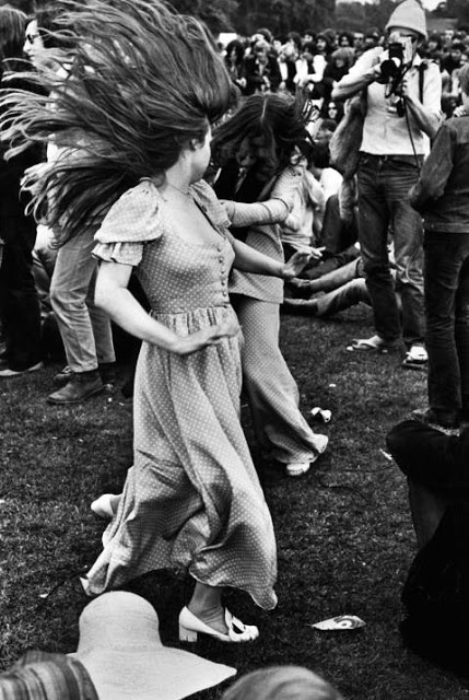 The greatest summer party ever? Woodstock Festival 1969
