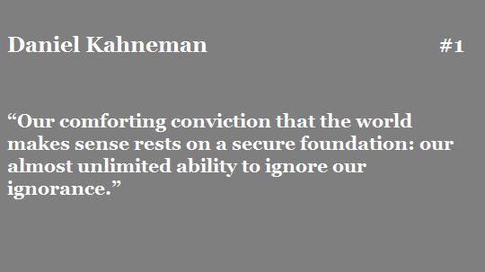 daniel kahneman behavioral economics pdf