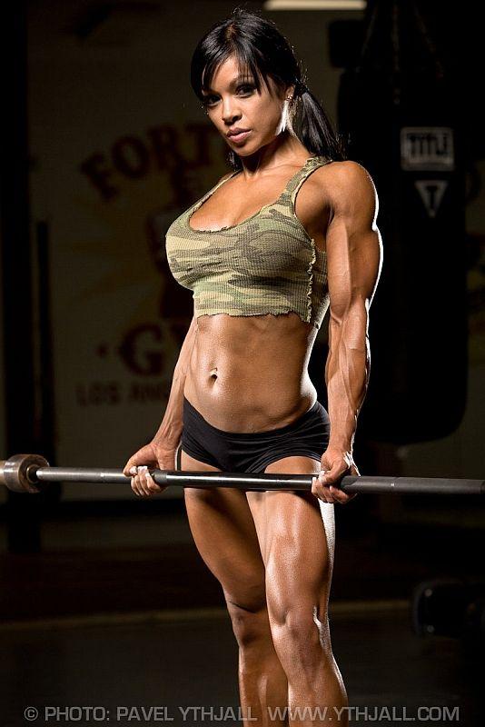 Sonia Gonzales - IFBB Bikini Pro | Fitness | Pinterest