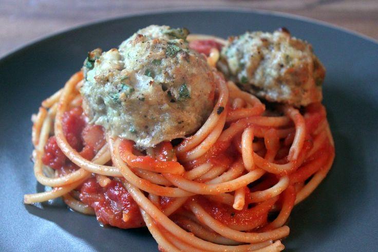 Spaghetti and Turkey Meatballs | Pasta | Pinterest