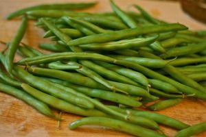 Skinny Green Bean Casserole Recipe! | supper | Pinterest