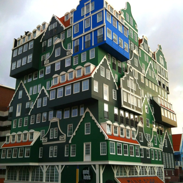 Funny Hotel In Outskirt Of Amsterdam Unusual Hotels
