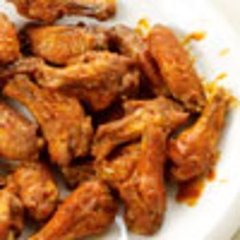Crispy Baked Chicken Wings   Nom nom nom   Pinterest