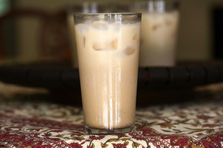 Iced Chai Latte at home. So delicious. | E A T S | Pinterest