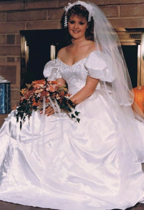 How much was your wedding dress/link