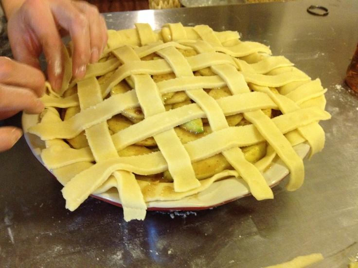 Deep-dish apple pie   pie   Pinterest