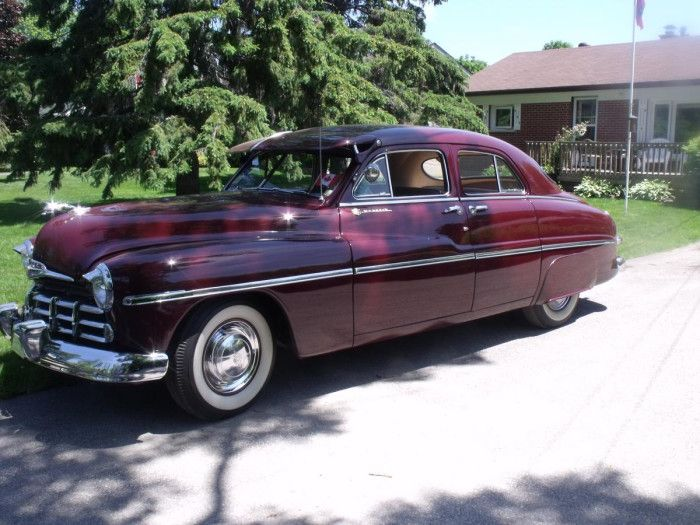 1949 ford monarch 4 door cars pinterest