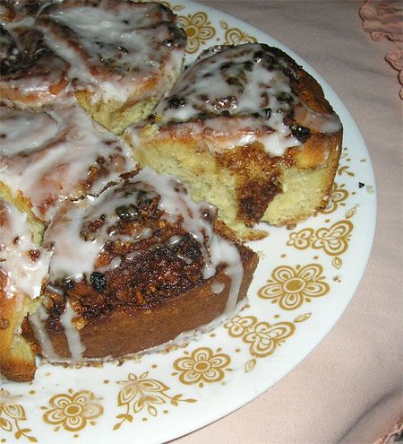 Fastest Cinnamon Buns | For the home: breads | Pinterest