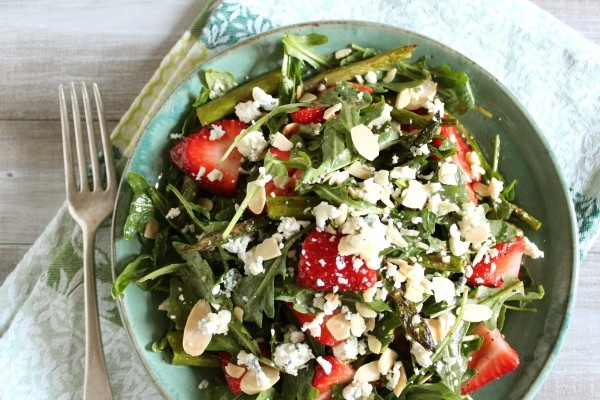Strawberry Salads