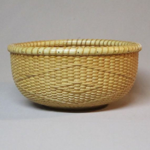How To Hand Weave A Basket : Hand woven basket products i love