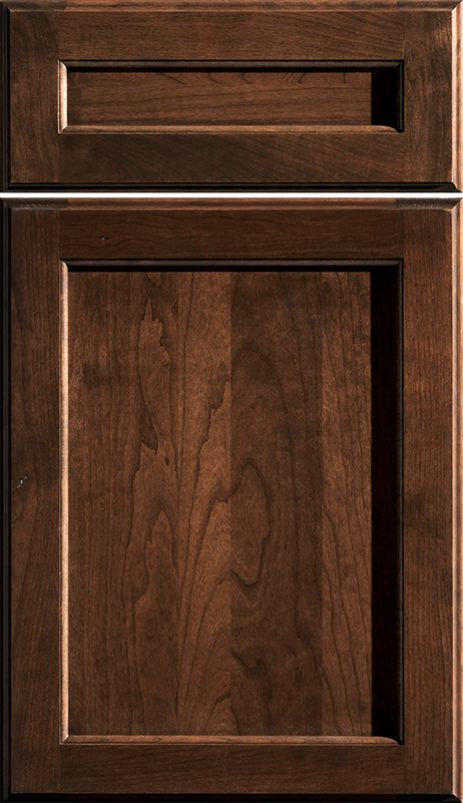 Arcadia door style dura supreme mom and dad house for Cabinet door styles
