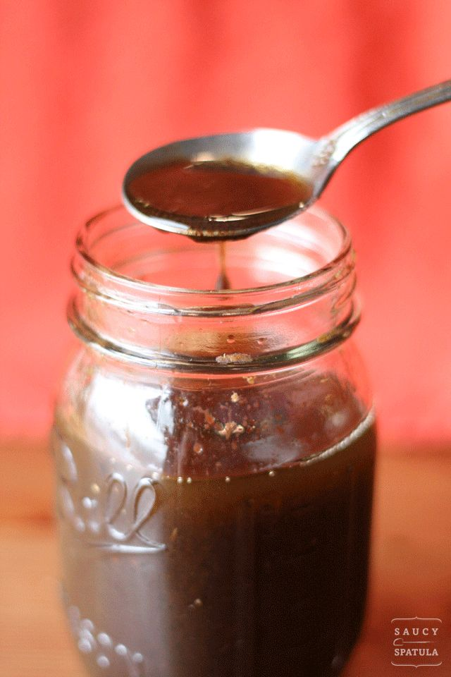 Recipe: Homemade Balsamic Vinaigrette | Recipe Ideas | Pinterest
