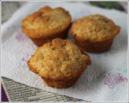 butterscotch mini muffins | Loaves and Muffins | Pinterest