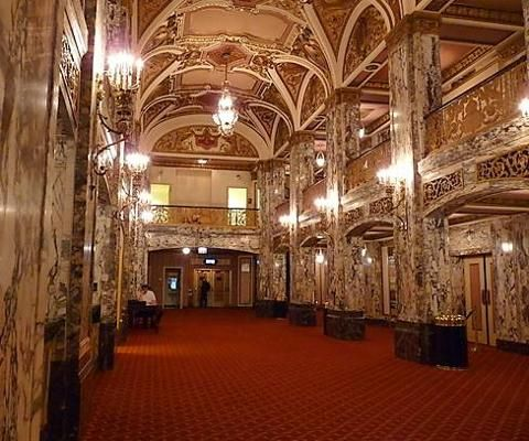 cadillac palace theater chicago movie palaces pinterest. Cars Review. Best American Auto & Cars Review