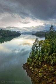 Lost creek lake Southern Oregon