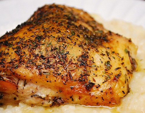 poulet aux herbes de Provence | GET IN MY BELLY | Pinterest